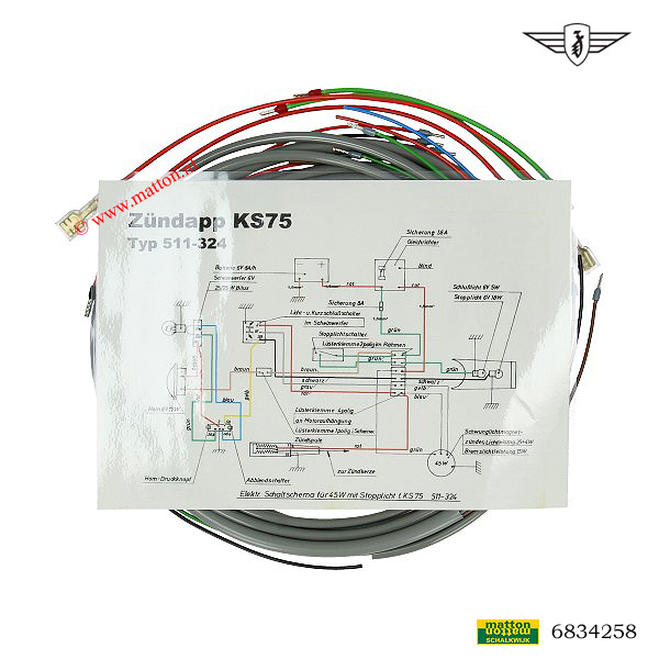 Kreidler Wiring Diagram Cat D Wiring Diagram Airstream
